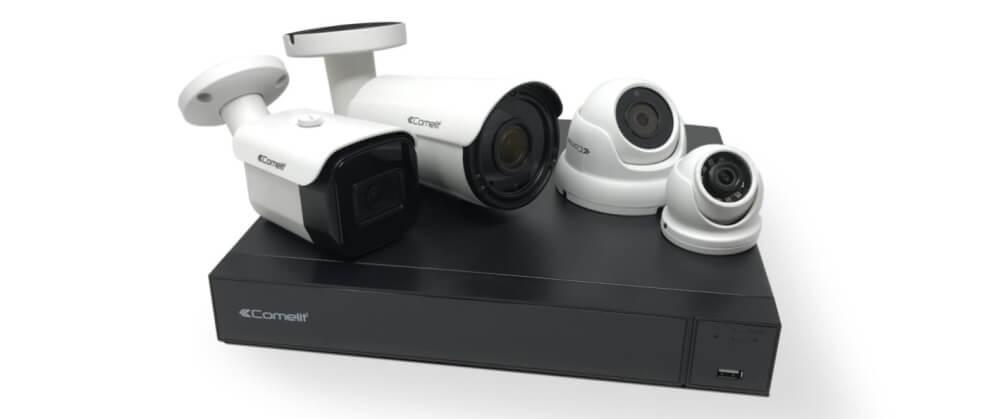 SMART: новая линейка CCTV от Comelit