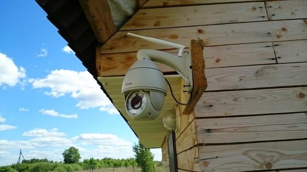 Автономное видеонаблюдение