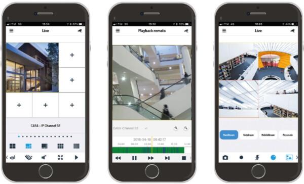 Новое приложение iUVS plus для устройств iOS и Android