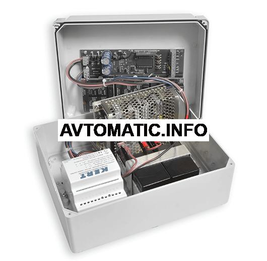 Автономный центральный блок управления NEKOS MODIX для приводов 24 В