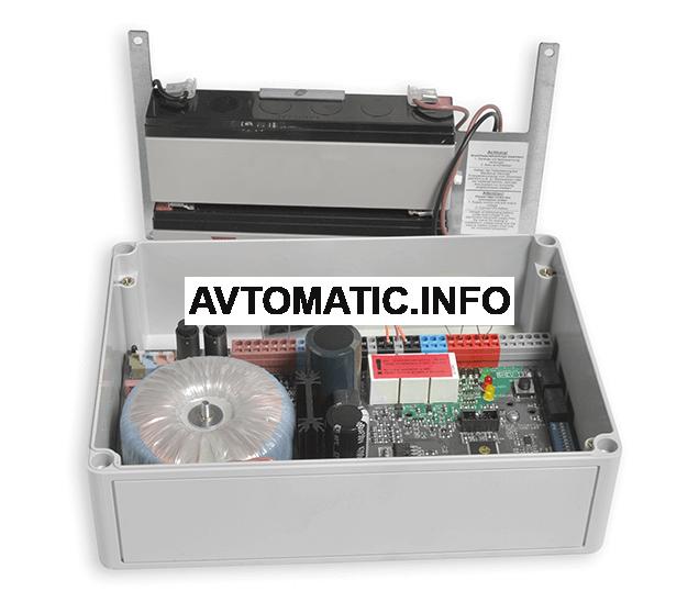 FV блоки питания Nekos - Интеллектуальные устройства управления дымо и теплоотводом