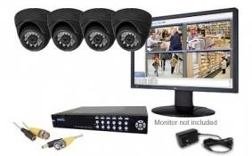 Система видеонаблюдения для коттеджа