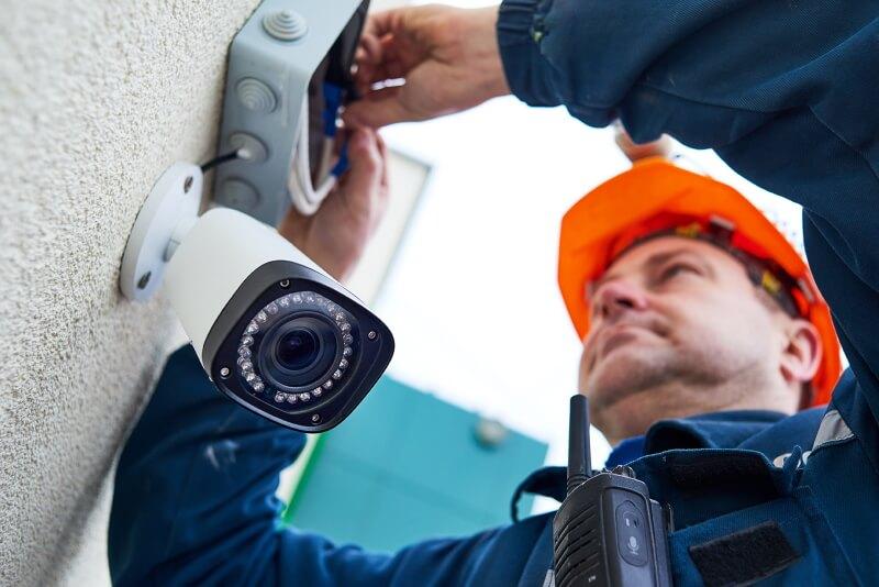 Системы видеонаблюдения. Профессиональное обслуживание