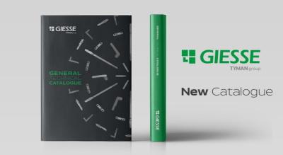 Общий технический каталог Giesse 2021