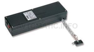 Цепной электропривод для окон и фрамуг APRICOLOR VARIA 230 В, черный