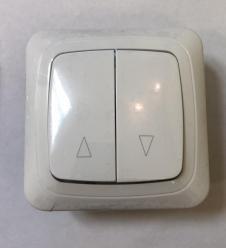 Кнопка управления LT приводами или жалюзи для окон нефиксируемая