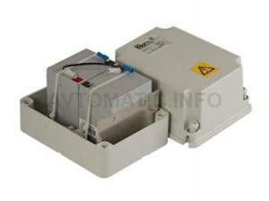 Аккумулятор аварийного питания Giesse 24 В для CF10/2