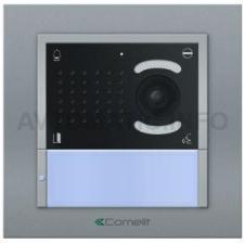 Вызывная панель Comelit IKALL с 1 кнопкой VIP