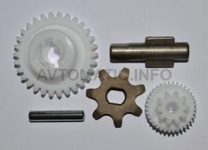 Комплект шестерней для ремонта APRIMATIC VARIA