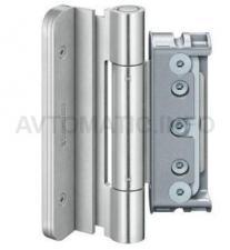 Комплект петель для дверей 3 шт. до 160 кг. оцинков.