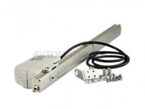 Электропривод реечный Giesse LC 35 230 В, анодированный
