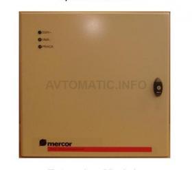 Расширительный модуль дымоудаления MCR R0424-1с аккумуляторами