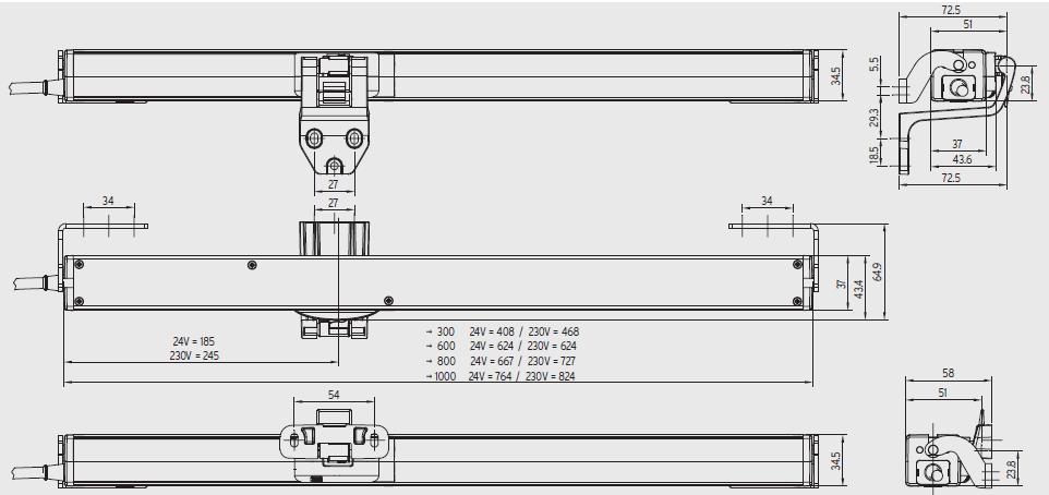 NEKOS INKA356 Syncro3 230V