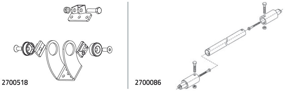 Accessories for connecting rod