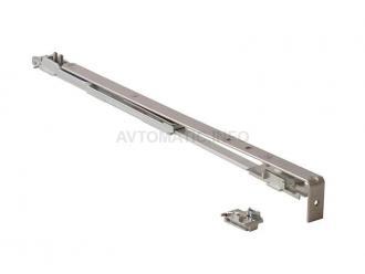 Ножницы поворотно-откидные №2 Giesse FUTURA Classic, с микровентиляцией, 80 кг, 04340000