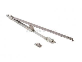 Ножницы поворотно-откидные с микровентиляцией №2 FUTURA 3D, 130 кг, 04285000