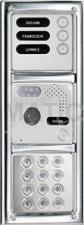 Цифровая панель вызова Urmet с ч/б телекамерой 826/65-KS