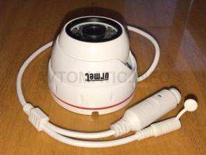 Уличная купольная IP камера Urmet 1093/176 M2