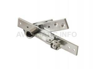 Петля верхняя для алюминевой дверей, модель С