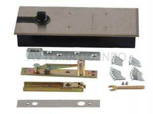 Напольный доводчик ELEMENTIS с фиксациейкомплект для алюминиевой двери 800 мм